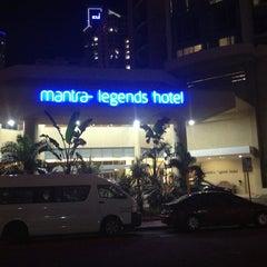 Photo taken at Mantra Legends Hotel by เคแล็บ ❄☃ ⓒⓐⓛⓔⓑ Ŧ. on 1/23/2013