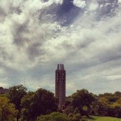 Photo taken at Kansas Union by Jake S. on 9/14/2012