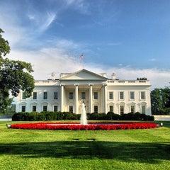 Photo taken at The White House by Vishnu P. on 6/24/2013