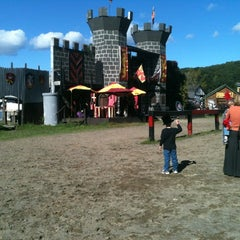 Photo taken at New York Renaissance Faire by Mandy on 9/24/2012