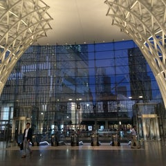 Photo taken at Brookfield Place by Narae L. on 9/24/2015