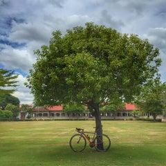 Photo taken at จังหวัดพระนครศรีอยุธยา (Phra Nakhon Si Ayutthaya) by Kittiphong B. on 8/22/2015