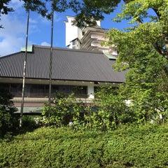 Photo taken at 伝承千年の宿 佐勘 by 記正 の. on 9/2/2015