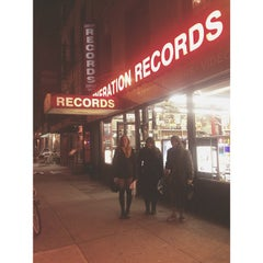 Photo taken at Generation Records by Becca L. on 1/4/2013