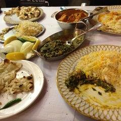 Photo taken at Restaurant Bombay by Shamy on 10/4/2012