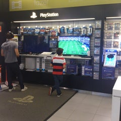 Photo taken at Sony Store by Danilo S. on 1/10/2014