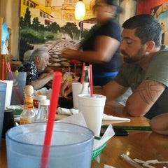 Photo taken at Salsas Mexican Restaurant by Tom M. on 6/18/2015