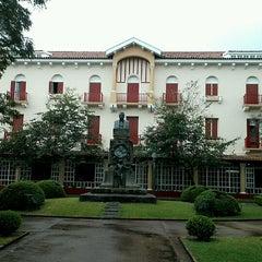 Photo taken at Palace Hotel by Rafael O. on 9/21/2012