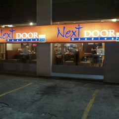 Photo taken at Next Door Noodles by North Park by Yung Kao L. on 3/9/2013