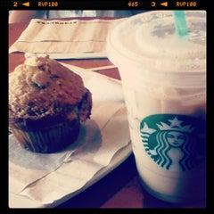 Photo taken at Starbucks Coffee by Mayra on 1/29/2013