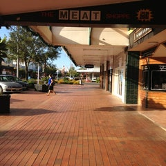 Photo taken at Rotorua Central Mall by Doris T. on 12/13/2013