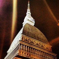 Photo taken at Mole Antonelliana by Paolo R. on 2/6/2013