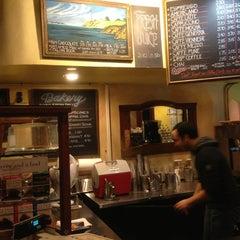 Photo taken at Uptown Espresso by Allen C. on 1/20/2013