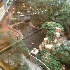 Photo taken at Embassy Suites by Hilton Pittsburgh International Airport by Nick H. on 3/29/2013
