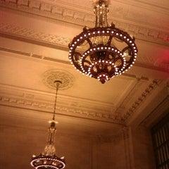 Photo taken at Vanderbilt Hall by Melissa on 4/8/2013
