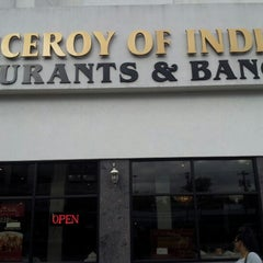 Photo taken at Viceroy of India by Jonathan C. on 10/14/2012