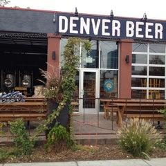 Photo taken at Denver Beer Co. by Kevin on 9/25/2012