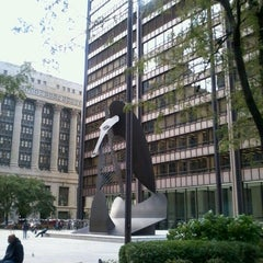 Photo taken at Richard J. Daley Center by Lowrenda B. on 9/26/2012