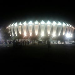 Photo taken at Hampton Coliseum by Jarod G. on 10/20/2013