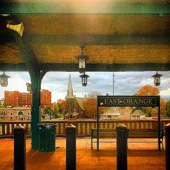 Photo taken at NJT - East Orange Station (M&E) by Bob F. on 10/18/2014