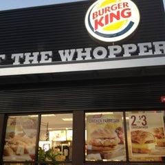 Photo taken at Burger King® by Emilio on 10/8/2012