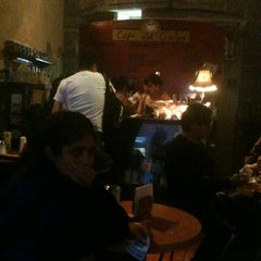 Photo taken at Café del Centro by Christian on 3/10/2013