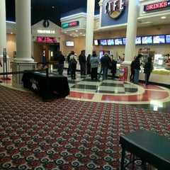 Photo taken at Regal Cinemas Harbour View Grande 16 by Tanya D. on 1/18/2013