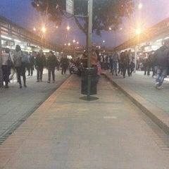Photo taken at TransMilenio: Héroes by Emiro L. on 3/20/2013