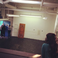 Photo taken at Theater Momentum by Isaiah on 10/27/2012
