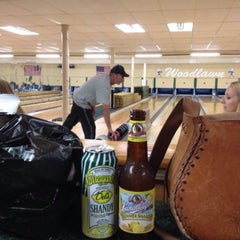 Photo taken at Woodlawn Duckpin by Lars L. on 7/1/2014