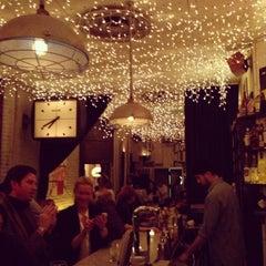 Photo taken at Café Select by Sonja on 2/22/2013