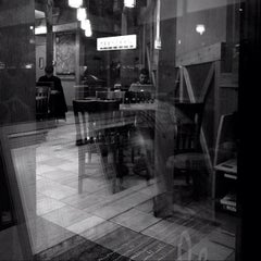 Photo taken at Caribou Coffee by Reid C. on 12/6/2012