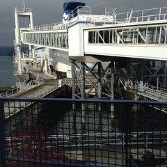 Photo taken at Swartz Bay Ferry Terminal by Carly S. on 11/12/2012