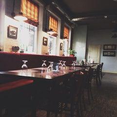 Photo taken at ODJAZD Restauracja by Marta on 10/10/2012