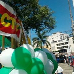 Photo taken at Praça Antônio Carlos by Andrez M. on 5/1/2013