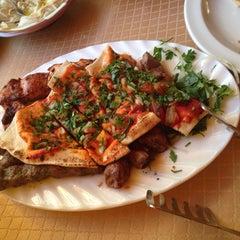 Photo taken at Syrian Club Restaurant by Alexandra V. on 10/4/2013