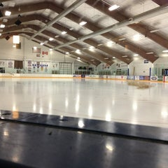 Photo taken at Howelsen Ice Arena by Euge on 8/18/2013