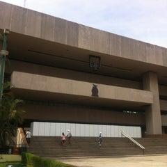 Photo taken at Palacio de Gobierno by Nelva on 11/16/2012