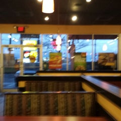 Photo taken at Moe's Southwest Grill by Chris Y. on 1/2/2014