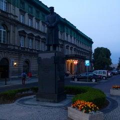 Photo taken at Pomnik Marszałka Piłsudskiego / Piłsudski Monument by Norman M. on 7/14/2013