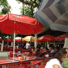 Photo taken at Mercado de Santa Ana by David on 7/13/2013