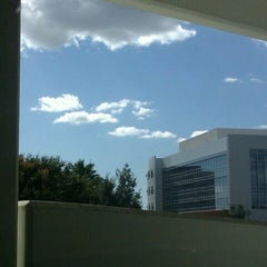 Photo taken at Eastside Parking Structure by Cynthia G. on 11/9/2012