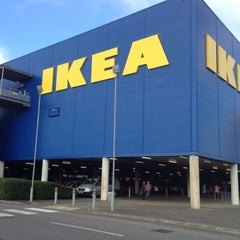 Photo taken at IKEA by Bade D. on 10/21/2012