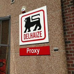 Photo taken at Proxy Delhaize by Laurent M. on 6/15/2013