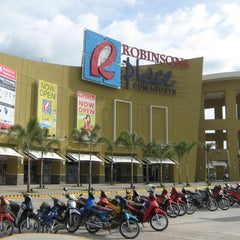 Photo taken at Robinsons Place Dumaguete by Mark D. on 3/31/2013