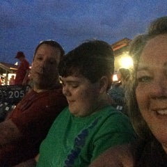 Photo taken at Tuscaloosa Amphitheater by Robin S. on 9/19/2014