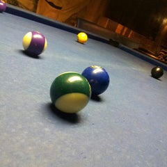 Photo prise au Snooker Academy par Denis G. le6/3/2013