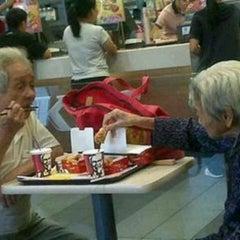 Photo taken at McDonald's & McCafé (แมคโดนัลด์ & แมคคาเฟ่) by nutkitta j. on 12/7/2012
