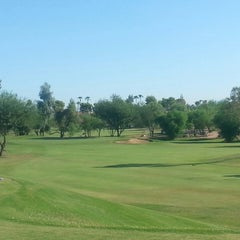 Photo taken at Silverado Golf Course by Shari S. on 8/13/2013