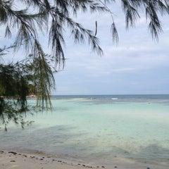 Photo taken at Salad Beach Resort by Maggie G. on 10/8/2012